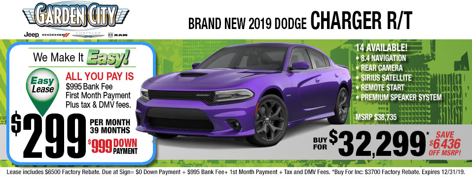 Dodge Charger-RT